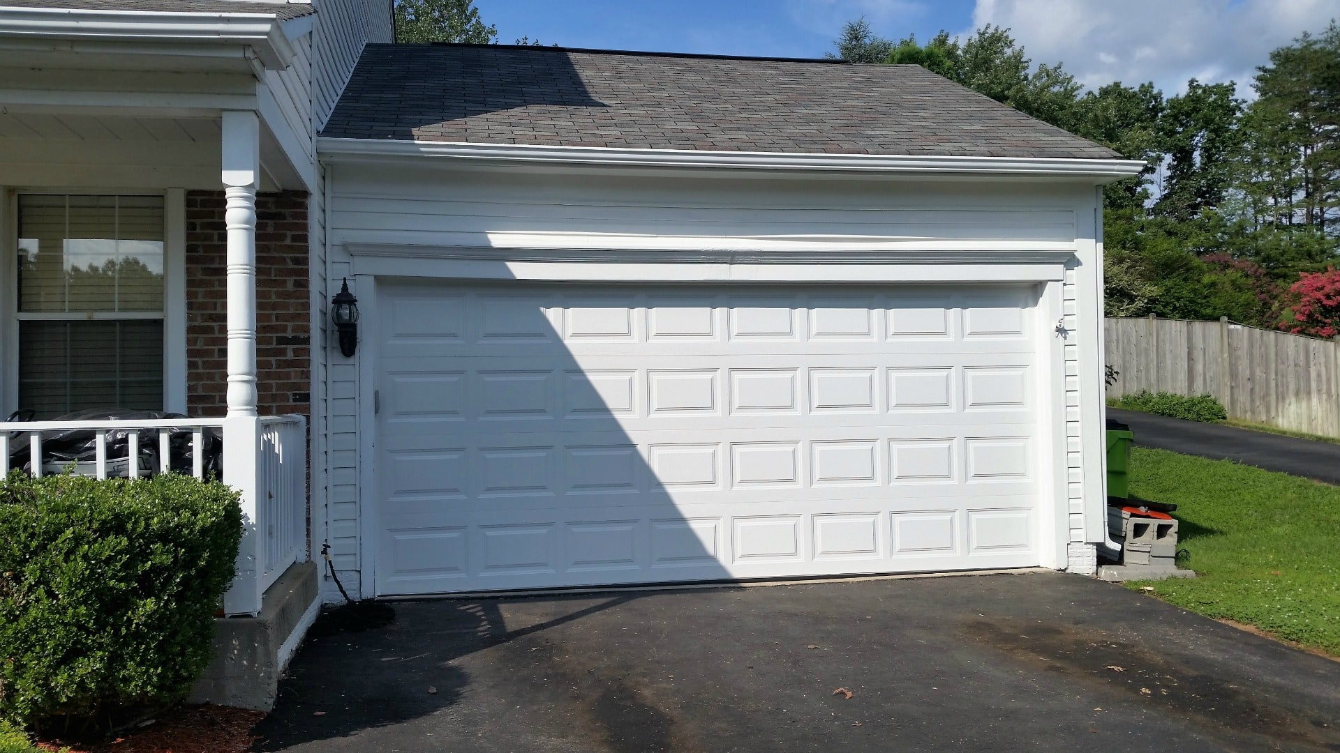 Gs garage doors garage door replacement bg 2 g s garage for 2 door garage door