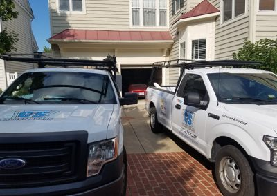 G&S Garage Doors, Inc. Team Fleet