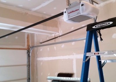Garage Door LiftMaster Installation