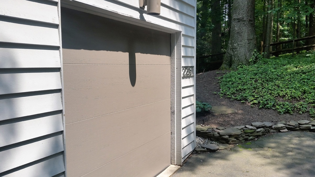 Garage Door Repair 3A (After)