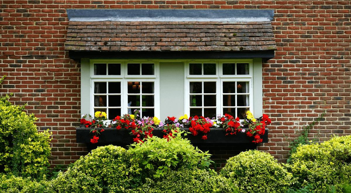 Choosing Garage Door Colors On A Brick House