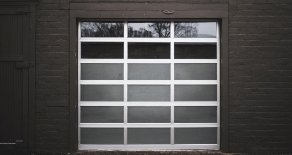 brand spanking new garage doors